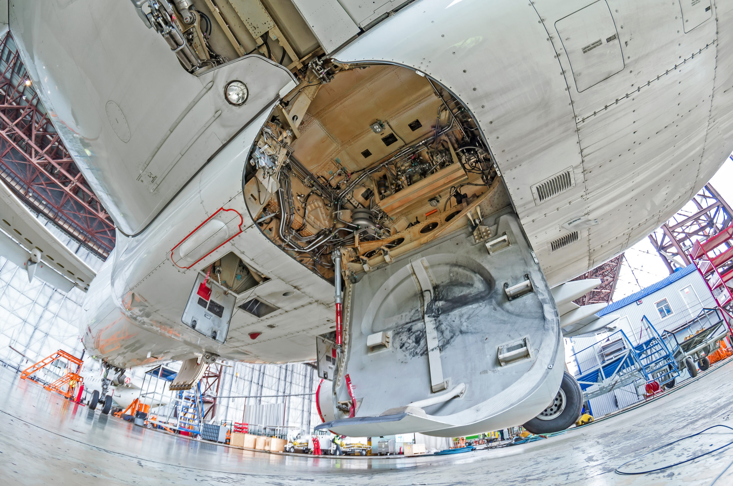 Aerospace manufacture and maintenance